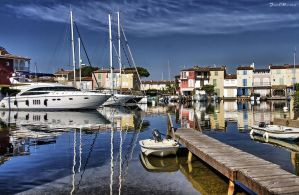 Port Grimaud by JoelRemy222