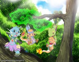 Forest Activities by Winick-Lim