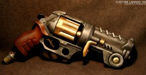 Steampunk Lanard X8 Steel by JohnsonArms
