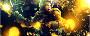Leagues Of Legends : LUX by Tulip-Creativ