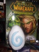 Hearthstone keychain (World of Warcraft) by EmplehsADeviant