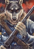 Nordguard Game: London by screwbald
