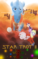 Star Trot II: The Wrath of Trixie Poster by Shiki01