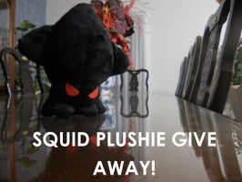 Squid Plushie Give Away by Love-Who