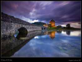 Eilean Donan Castle : Time and Tide by ArwensGrace