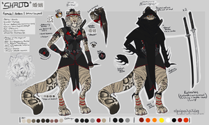 Shado 2014 ref by AgentWhiteHawk