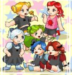 The Rugrats 5 by ErinPtah