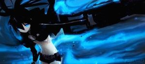 Black Rock Shooter - Tag by F-WanteD