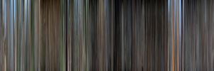 PlanetOfTheApes2 Movie Barcode by naesk