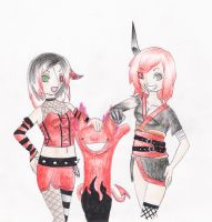 Join the hell by evilanimgirl