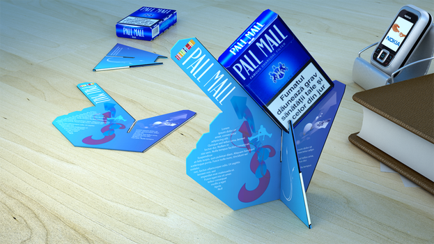 Display design by Cam2T