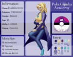 PGA Science Teacher: Cresselia v.2 by nothingsgoingon