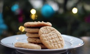 Classic Peanut Butter Cookies by maytel