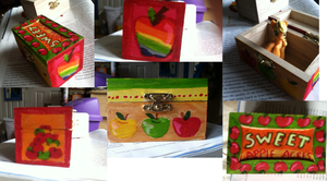 Sweet Apple Acres Box by maybecatie