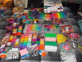 all of cats kandi supplies (part 1) by DINOCATCREATIONS