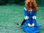 Content - Merida - Brave by Distorted-Echo