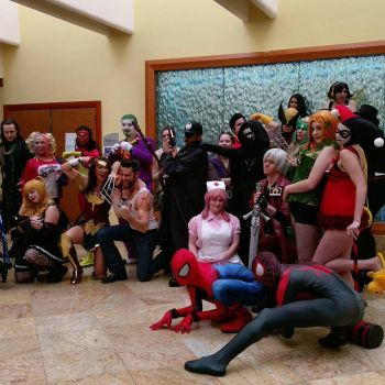 Kylo Ren and Company by RensKnight