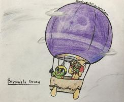PvZ heroes  Deemo crossover - Beyond the stratus  by shadowgirl211