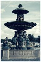Fountaine of Rivers by edhall