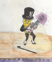 Mr. Peanut/Goofy Goober by BenRusk