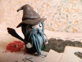 Gandalf Chibi by Xiiilucky13