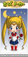 Sailor Moon~ Rose by Mingbatrox108
