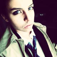 CASTIEL COSPLAY PREVIEW! by YourLittleBocchan