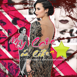 Demi Lovato-My Love Is Like A Star. by Liasgraphics