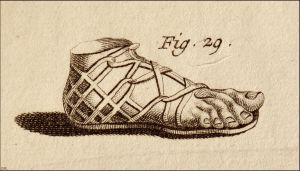Chaussures Antiques fig 29 by Lamollesse
