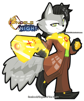 Magnus in engels of the Night by eliana55226838
