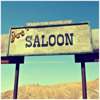 Joe's Saloon by Juliabohemian