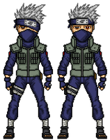 Kakashi Hatake 1 by SpectorKnight
