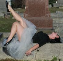 Bec Naughty Graveyard Fairy 09 by Gracies-Stock