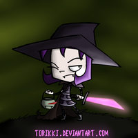 IZ: The Vampire Piggy Hunter by Torikki