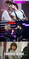 Onew Forever Alone? by xDisneyGirlx