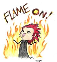 + Axel's excited...+ by chicken-stir-fry