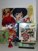 Ranma mini Collection by Aletheiia90