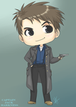 DW Captain Jack Harkness by KotoriK