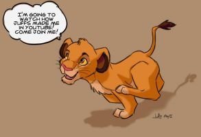 Creating Simba by Juffs