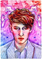Patrick Wolf #2 by Hija--Turner
