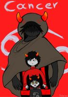 Cancer: Karkat-Kankri-The Sufferer by BibiVampire