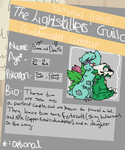 Bone And Death {App fill out Now with Movesets!} by Dragonfox33