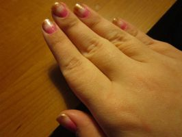 Neapolitan Nails by Sakura-Courage-Solo