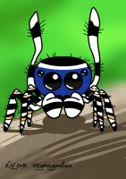 Cute spider 2015 by Keymagination