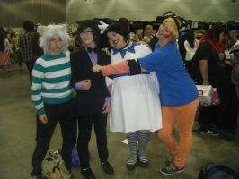 AX 2013 - 14 by Hex-Sk8erGirl