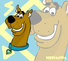 Scooby Dooby Doo by Pepsi-McFLY