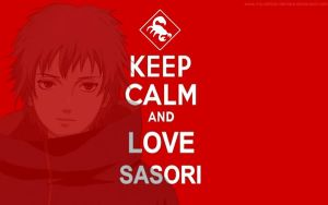 Keep Calm collection [Sasori] by My-Artistic-Deidara