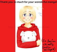 aph: a canada-tan thank you by Kaede-chama