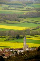 French Fields by annamarcella24