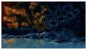 Jungle BG by Katikut